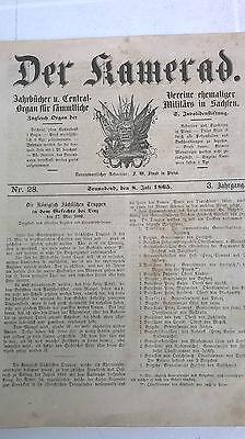 1865 28 Schlacht Bei Linz 1809 / Friedrich Eckardt Aus Plauen Nachruf / Stein Ein Unverzichtbares SouveräNes Heilmittel FüR Zuhause
