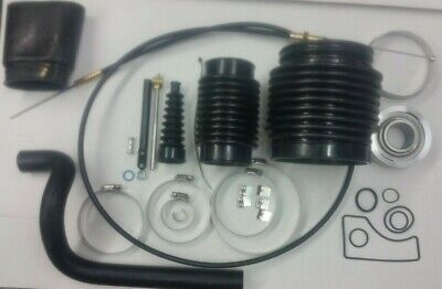 Bravo One 2 /& 3 W Shift Cable Repair Kit 1 Two Three Bellow Transom Seal