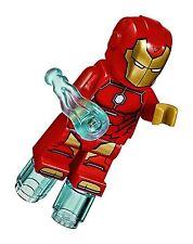 LEGO MARVEL SUPER HEROES AVENGERS MINIFIGURE IRON MAN INVINCIBLE 76077