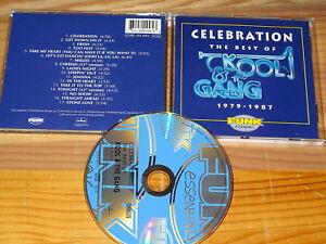 KOOL & THE GANG - THE BEST OF, CELEBRATION / GERMANY-CD 1991 MINT-