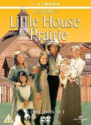 Little House On The Prairie: Complete Season 4 (Fourth Series) Box Set   New DVD