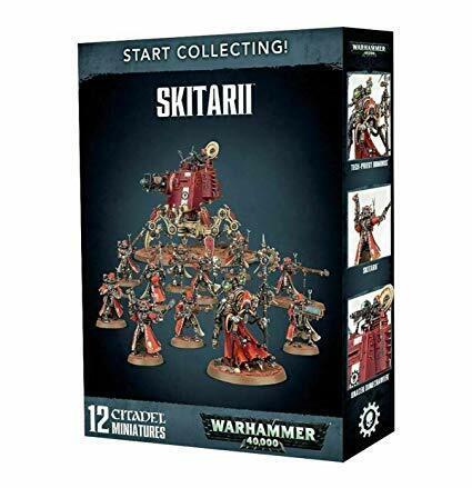 War Hammer 40,000 Skitarii