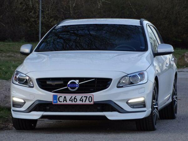 Volvo V60 2,0 T4 190 R-Design aut. - billede 1