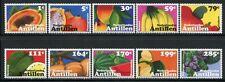 Niederländische Antillen 2010 Früchte Fruits Pflanzen Plants 1813-1822 MNH