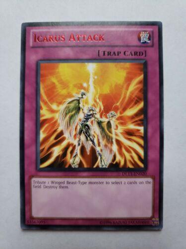 DL11-EN020 Red Rare YuGiOh Icarus Attack Unlimited Edition