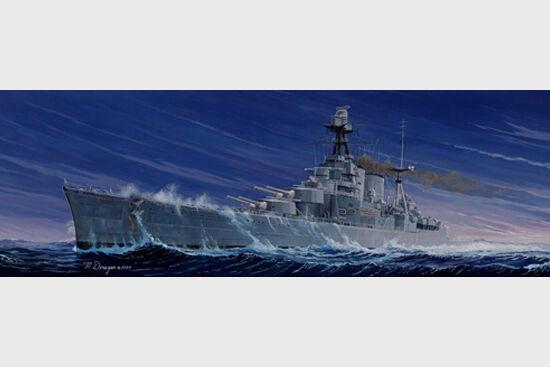 Trumpeter 1 350 HMS Battle Cruiser Hood