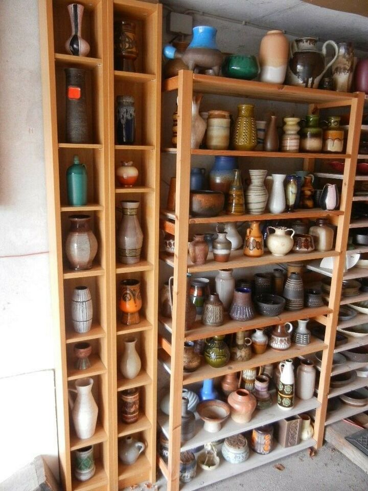 RETRO - lille keramikskål fra JASBA 665-21, W.Germany