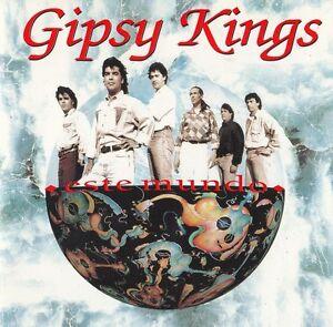 Gipsy Kings CD Este Mundo - Europe (M/EX)