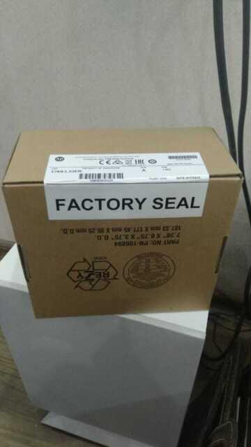 Factory SEALED New Allen Bradley 1769-L33ER  CompactLogix Controller