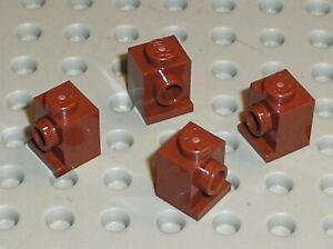 4-x-LEGO-RedBrown-Brick-ref-4070-set-9494-10182-7961-10217-9489-7956-75827-10185
