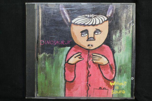 Dinosaur Jr. – Without A Sound 1994 -  CD (C667)