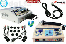 Premium Combo Electrotherapy 4 Channel Profuse 1 Mhz Ultrasound Therapy Model