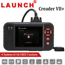 LAUNCH X431 VII+ OBD2 Car Diagnostic Tool Scanner AT ABS Airbag SRS for Ford GM