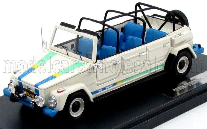 Wonderful modelcar VW TYPE 181  THING  LIMOUSINE OPEN  1979 - 1/43 - lim.ed.