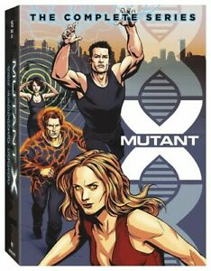 Mutant-X-The-Complete-Series-New-DVD-Boxed-Set-Dolby-Subtitled-Widescree