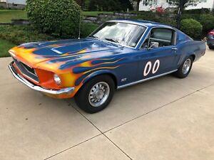 1968 Ford Mustang Fastback Ebay