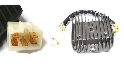 Schneidig Kr Regler Lichtmaschine Suzuki Dr 650 Se / Seu 96-06 ... Voltage Regulator