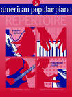 American Popular Piano Repertoire 5 by Christopher Norton (Mixed media product, 2008)