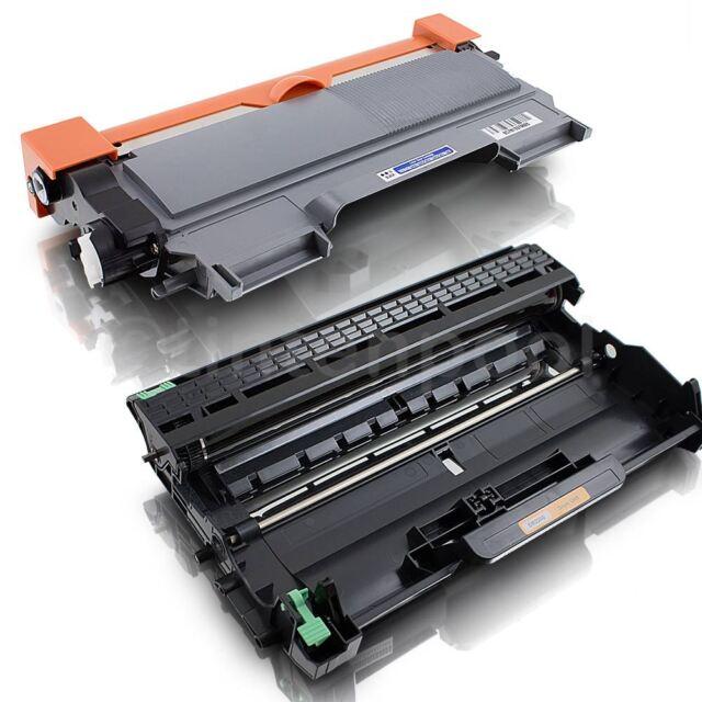 1 Toner mit Trommel kompatibel zu Brother TN2220 DR2200 HL2240 HL2250DN MFC7360N