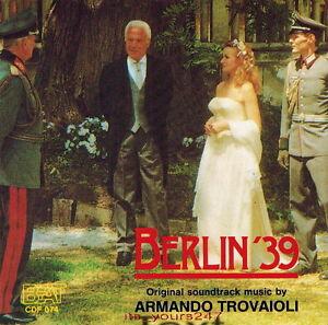 Berlin-039-39-Original-Soundtrack-1993-Armando-Trovajoli-CD
