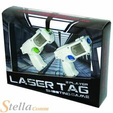 Laser Tag 2 Player Lazer Quest Combat Space Blaster Game Toy