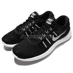 fc7ad9fb874 Image is loading Wmns-Nike-LunarStelos-Black-White-Womens-Running-Shoes-
