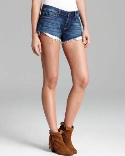 Shorts Park In Echo 149 Exposed Paige Denim 27 Journey Cut Distressed Off 16OUYx