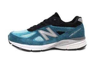 new style b3644 cbef2 Details about NEW BALANCE 990 M990DM4 MOROCCAN BLUE/DARK  CYAN/BLACK/WHITE/GREY - MADE IN USA
