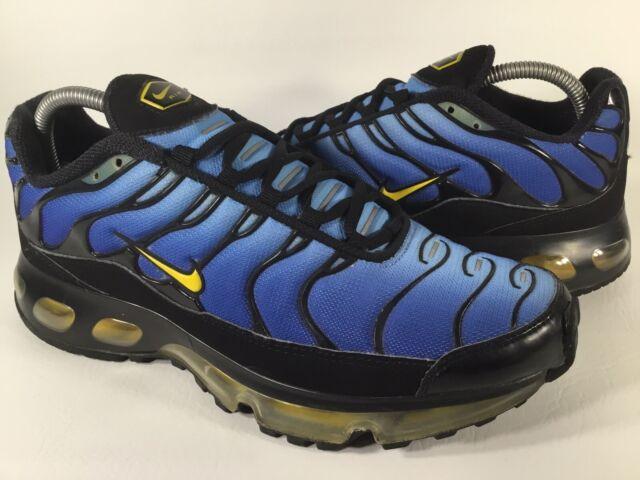 fuerte Furioso educación  Size 8.5 - Nike Air Max TN 360 University Blue for sale online | eBay