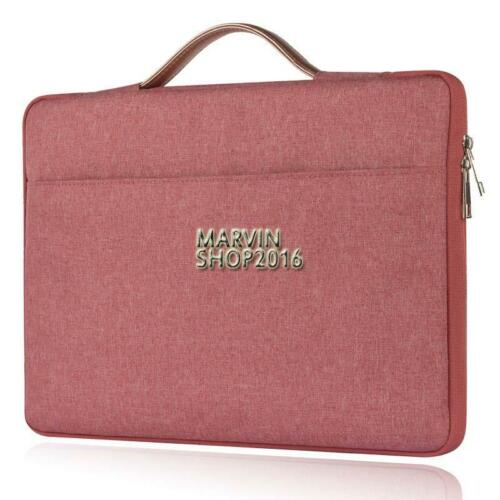 "Laptop sleeve Case Carry Bag Pouch For Various 12/"" 12.5/"" HP EliteBook Pavilion"
