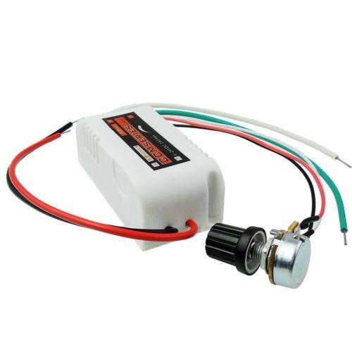 CCMFC DC Motor Speed Controller Adjustable Variable Speed 12V 2A