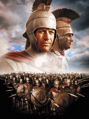 The 300 Spartans Richard Egan vintage movie poster #23