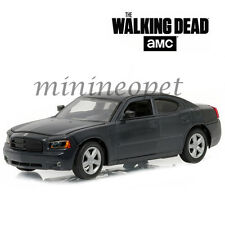 GREENLIGHT 86505 THE WALKING DEAD DARYL DIXON'S 2006 DODGE CHARGER POLICE 1/43