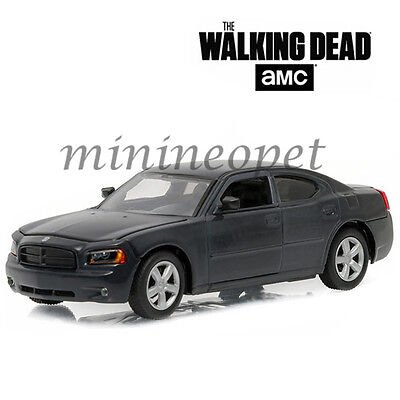 Daryl Dixon/'s 2006 Dodge Charger Pursuit The Walking Dead 1:43 GreenLight 86505