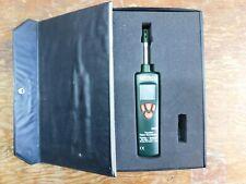Extech Rh490 Precision Hygro Thermometer 22 To 199f 2