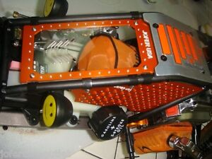 HPI Baja 5B Style Window Net set by Jofer USA RC