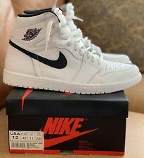 7a789873c743 item 6 Nike Air Jordan 1 Retro High OG Ying Yang White Black Size 12 -Nike  Air Jordan 1 Retro High OG Ying Yang White Black Size 12