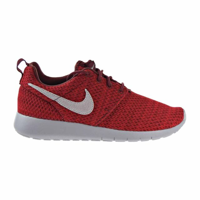 purchase cheap 65aea ce0e6 Nike Roshe One GS Big Kids Shoes Dark Team Red/Wolf Grey 599728-607