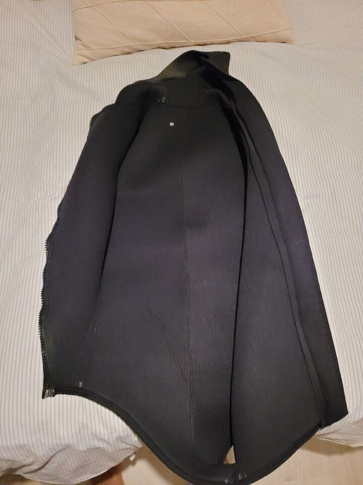 5mm Med/Large 50 52 Våddragt top hat wetsuit body, Seemann