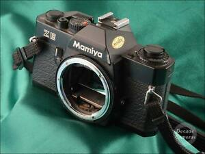 REDUCED-2nd-TIME-Mamiya-ZE-35mm-Film-Camera-8958