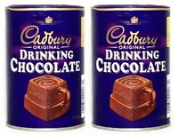 2 X Cadbury Drinking Chocolate 250g Shipped From Usa Free Shipping