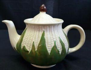1940s Shawnee Corn King Teapot Good + USA