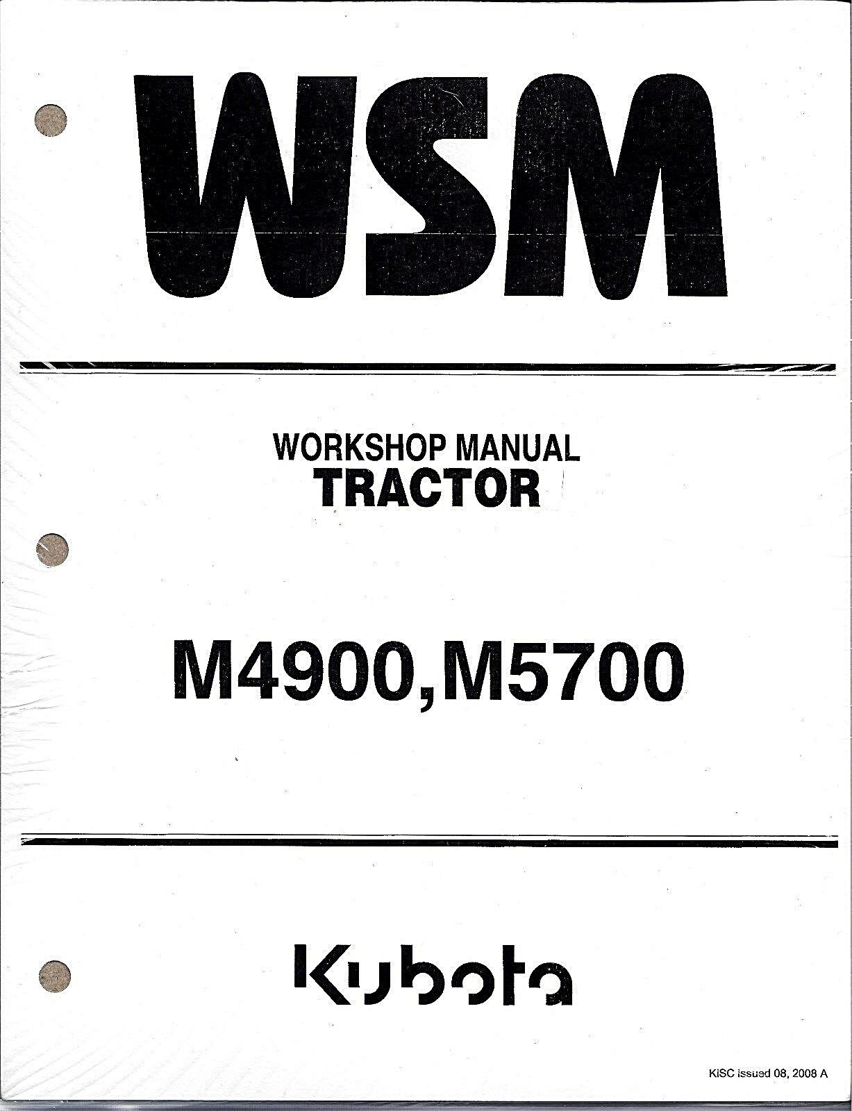 Brilliant Kubota M4900 Service Manual Diagrams 2019 Ebook Library Wiring Digital Resources Otenewoestevosnl