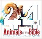 44 Animals of the Bible by Nancy Pelander Johnson (Hardback, 2014)