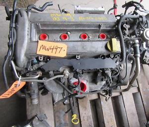 1999 saab 9 3 engine diagram 03-07 saab 9-3 engine motor turbo b207l low pressure vin s ...
