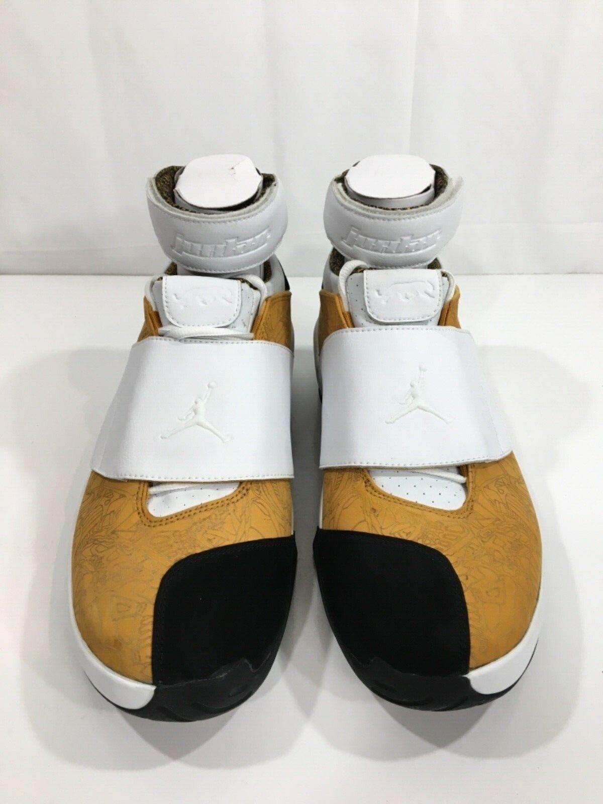 NIB VNDS VTG Collectible OG 2005 Nike Air Jordan XX (20) Chutney White Black 12