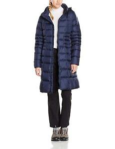 3aa892e58 Details about The North Face Women's Metropolis Parka II, Urban Navy - LARGE