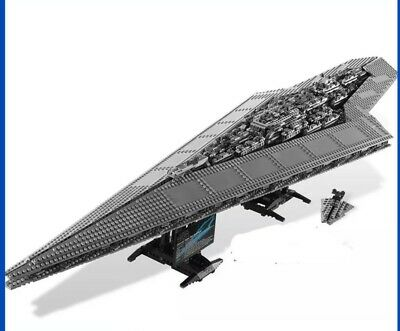 New Imperial Super Star Destroyer Compatible with Star Wars 10221 Set Brand New