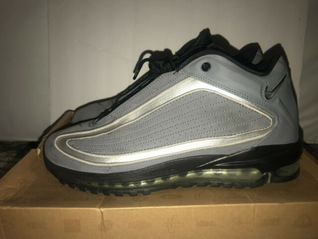Nike Air Griffey Max GD 2 Cool Gray Men's Size 11 395917 010