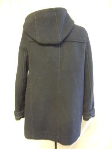 14 7736 misura Topshop da Cappotto lana blu scuro donna 80 paxIWRq6Tw